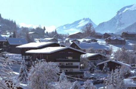 Location au ski Studio 4 personnes (1) - Residence Le Thoral - Les Carroz