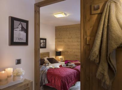 Аренда на лыжном курорте Résidence Léana - Les Carroz - Комната