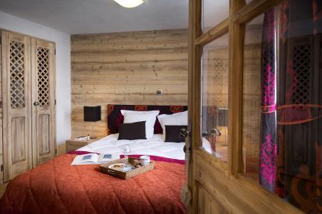 Location au ski Résidence Léana - Les Carroz - Chambre