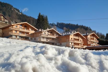 Location Les Carroz : Résidence les Chalets de Jouvence hiver