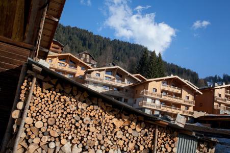 Alquiler al esquí Résidence les Chalets de Jouvence - Les Carroz - Invierno