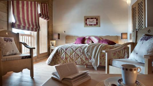 Alquiler al esquí Résidence les Chalets de Jouvence - Les Carroz - Habitación