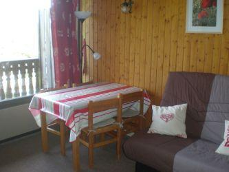 Location au ski Studio 4 personnes (FG3) - Residence Les Mazots - Les Carroz