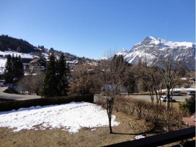 Location au ski Studio 4 personnes (2) - Residence Les Moulins - Les Carroz - Intérieur