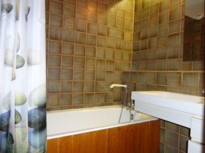 Location au ski Studio 4 personnes (2) - Residence Les Moulins - Les Carroz - Salle de bains