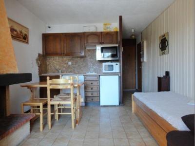 Location au ski Studio 4 personnes (2) - Residence Les Moulins - Les Carroz - Séjour