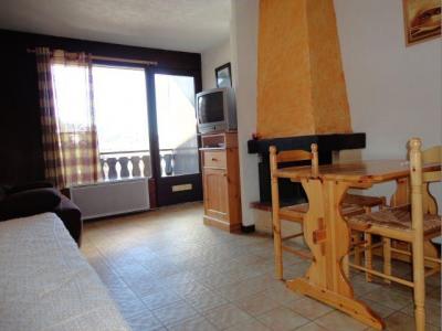 Location au ski Studio 4 personnes (2) - Residence Les Moulins - Les Carroz - Table