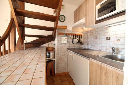 Location au ski Appartement duplex 2 pièces 6 personnes (31) - Residence Les Rhodos - Les Carroz - Cuisine