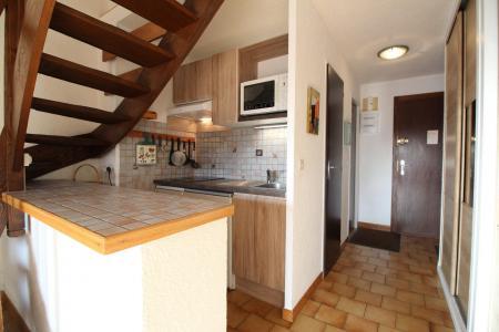 Location au ski Appartement duplex 2 pièces 6 personnes (31) - Residence Les Rhodos - Les Carroz - Kitchenette