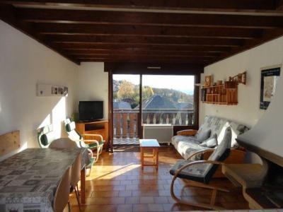 Location au ski Appartement duplex 2 pièces 6 personnes (31) - Residence Les Rhodos - Les Carroz - Séjour