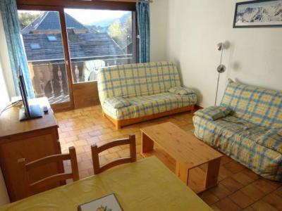 Location au ski Studio 4 personnes (13) - Residence Les Rhodos - Les Carroz - Kitchenette