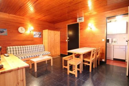 Location au ski Studio cabine 5 personnes (02) - Residence Marcelly - Les Carroz - Banquette