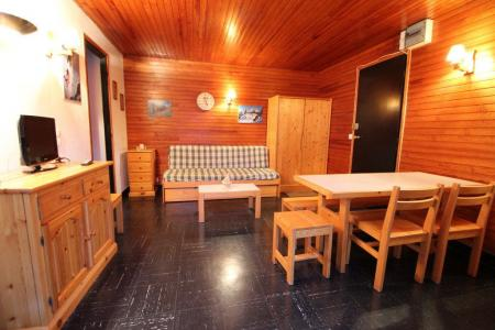 Location au ski Studio cabine 5 personnes (02) - Residence Marcelly - Les Carroz - Coin repas