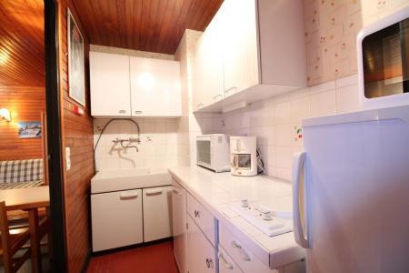Location au ski Studio cabine 5 personnes (02) - Residence Marcelly - Les Carroz - Cuisine