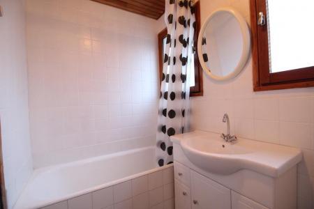 Location au ski Studio cabine 5 personnes (02) - Residence Marcelly - Les Carroz - Salle de bains
