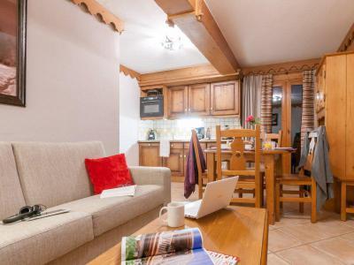 Location au ski Appartement 2 pièces 5 personnes - Résidence P&V Premium les Fermes du Soleil - Les Carroz