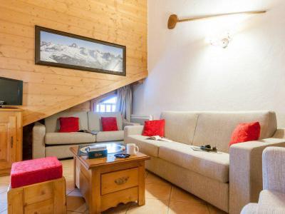 Location au ski Appartement 4 pièces 6-8 personnes - Résidence P&V Premium les Fermes du Soleil - Les Carroz