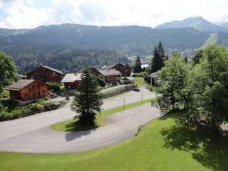 Location au ski Studio coin montagne 4 personnes (508) - Residence Pre Du Bois - Les Carroz