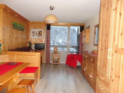 Location au ski Studio coin montagne 4 personnes (209) - Residence Pre Du Bois - Les Carroz