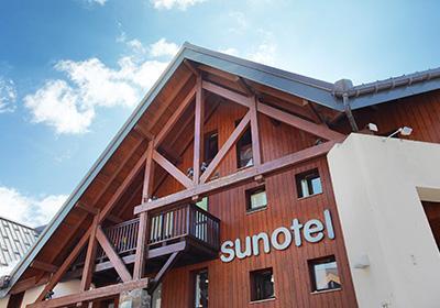 Location au ski Residence Sunotel - Les Carroz
