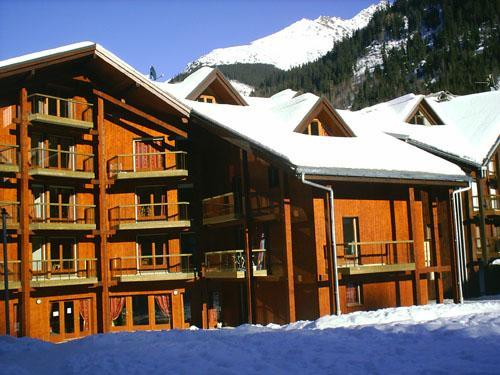 Location appartement au ski Residence Le Nevez