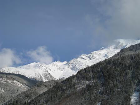 Ski en famille Residence Le Parchet