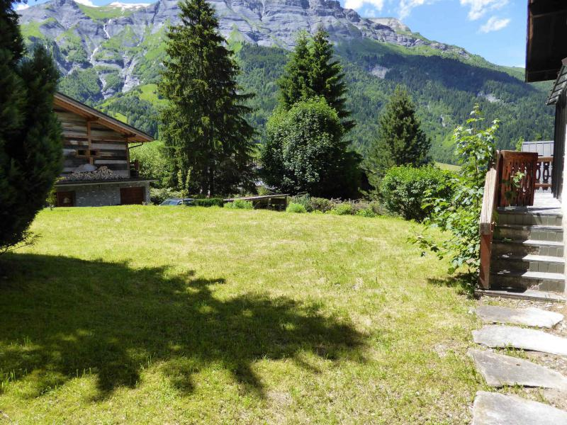 Аренда на лыжном курорте Chalet Buchan - Les Contamines-Montjoie