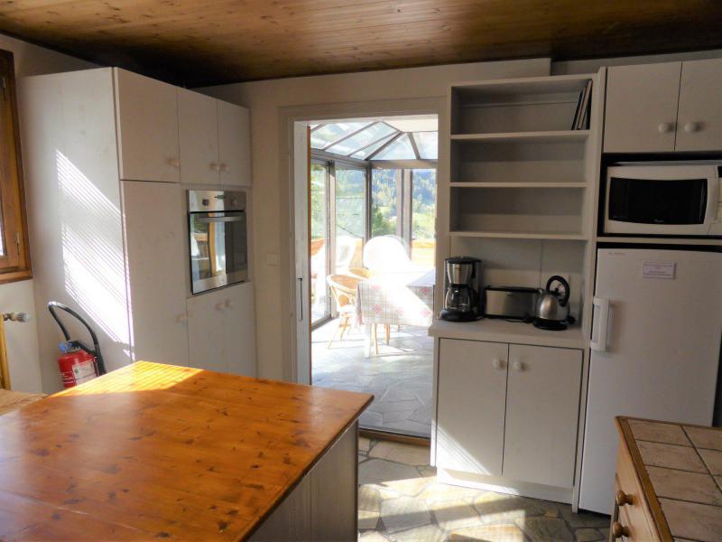 Аренда на лыжном курорте Шале 8 комнат 15 чел. - Chalet Buchan - Les Contamines-Montjoie - Кухня