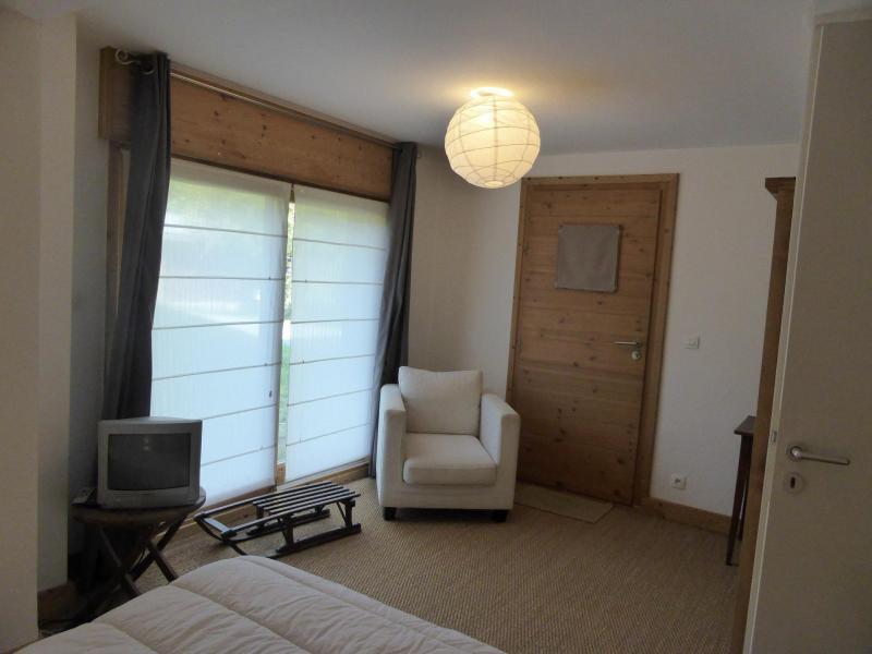 Аренда на лыжном курорте Шале дуплекс 5 комнат 8 чел. - Chalet Champelet - Les Contamines-Montjoie - Комната