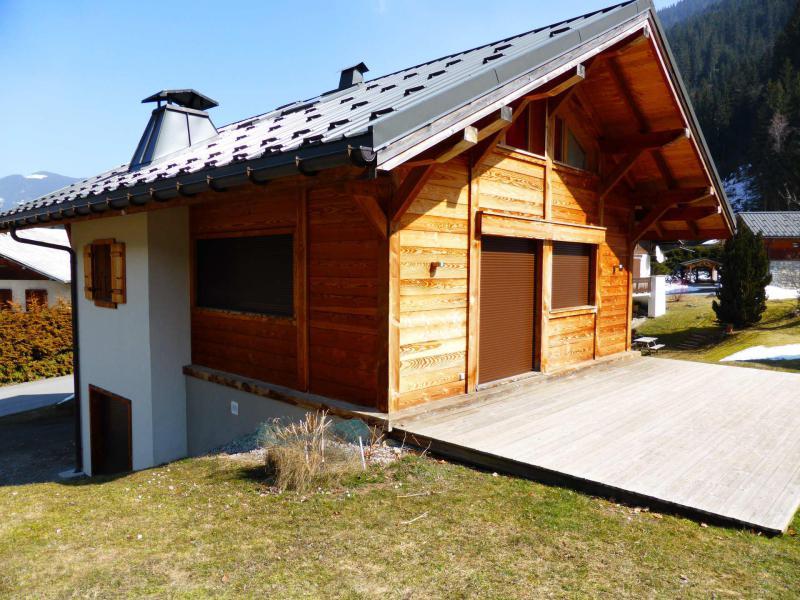 Аренда на лыжном курорте Chalet Champelet - Les Contamines-Montjoie