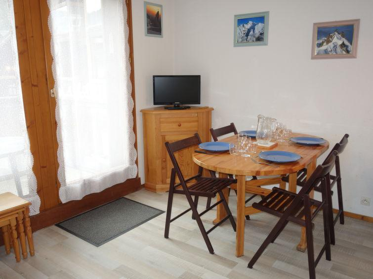 Rent in ski resort 1 room apartment 4 people (22) - L'Enclave I et J - Les Contamines-Montjoie - Apartment