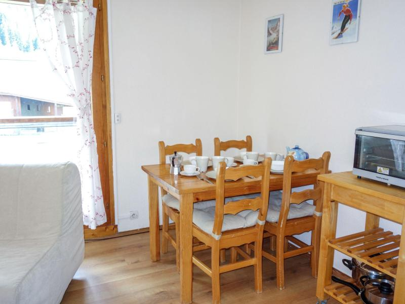 Rent in ski resort 1 room apartment 4 people (28) - L'Enclave I et J - Les Contamines-Montjoie - Apartment