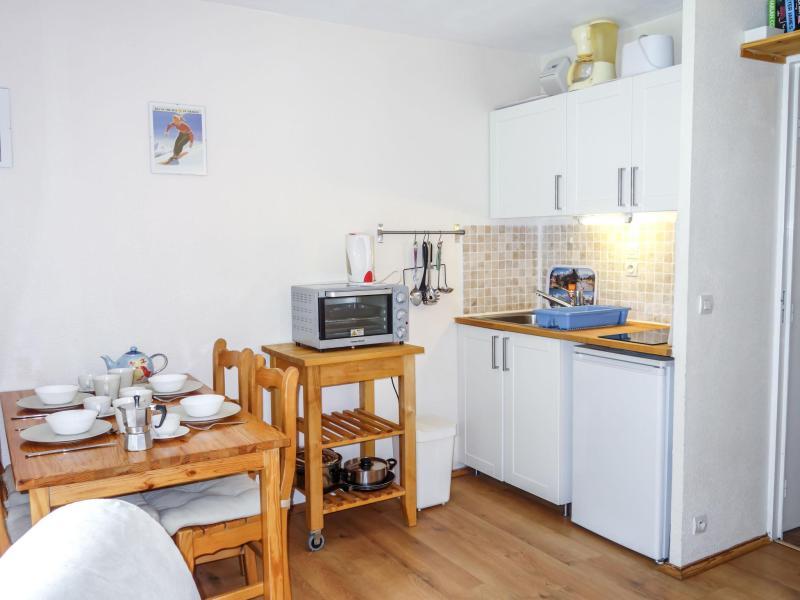 Аренда на лыжном курорте Апартаменты 1 комнат 4 чел. (28) - L'Enclave I et J - Les Contamines-Montjoie