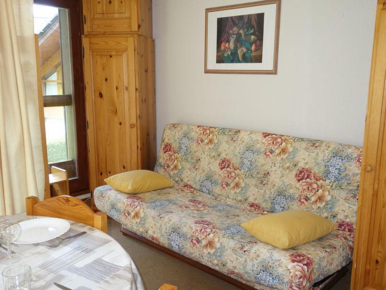 Аренда на лыжном курорте Апартаменты 1 комнат 4 чел. (1) - La Borgia A, B, C - Les Contamines-Montjoie - апартаменты