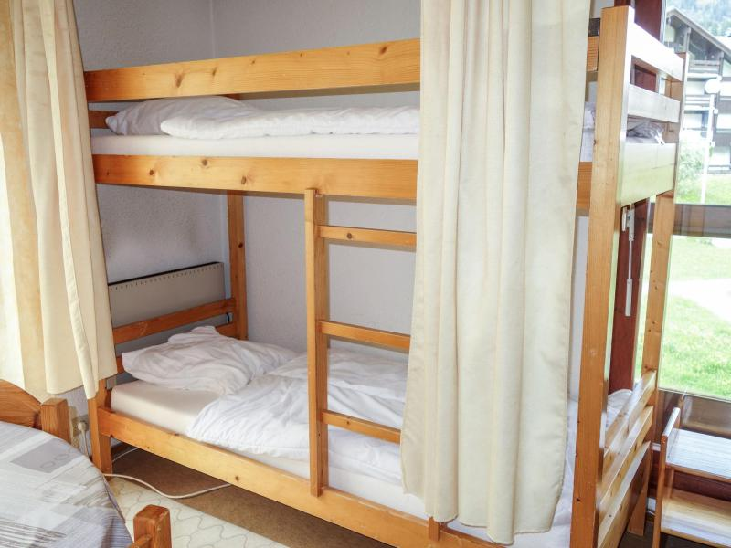 Wynajem na narty Apartament 1 pokojowy 4 osób (1) - La Borgia A, B, C - Les Contamines-Montjoie - Apartament