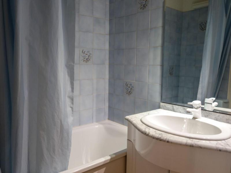 Wynajem na narty Apartament 1 pokojowy 4 osób (11) - La Borgia A, B, C - Les Contamines-Montjoie - Apartament