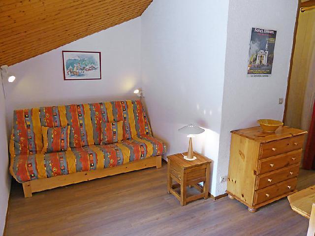 Аренда на лыжном курорте Апартаменты 1 комнат 4 чел. (13) - Les Combettes D et E - Les Contamines-Montjoie - апартаменты
