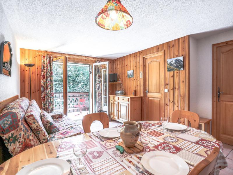Аренда на лыжном курорте Апартаменты 3 комнат 6 чел. (5) - Les Huskies - Les Contamines-Montjoie - апартаменты