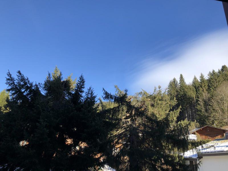 Rent in ski resort Studio sleeping corner 4 people (805) - Résidence l'Armancette - Les Contamines-Montjoie