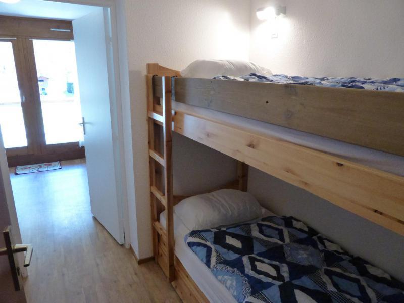 Аренда на лыжном курорте Квартира студия со спальней для 4 чел. (J685) - Résidence l'Enclave - Les Contamines-Montjoie