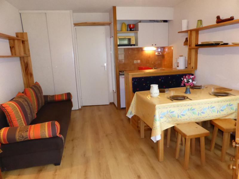 Location au ski Studio cabine 4 personnes (B66) - Résidence la Borgia - Les Contamines-Montjoie