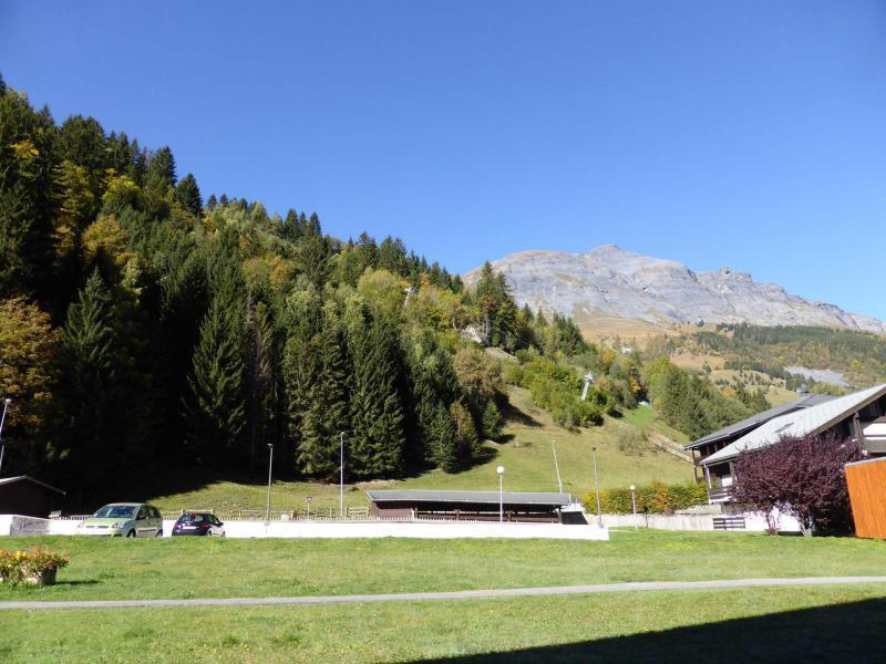 Location au ski Studio coin montagne 4 personnes (A11) - Résidence la Borgia - Les Contamines-Montjoie