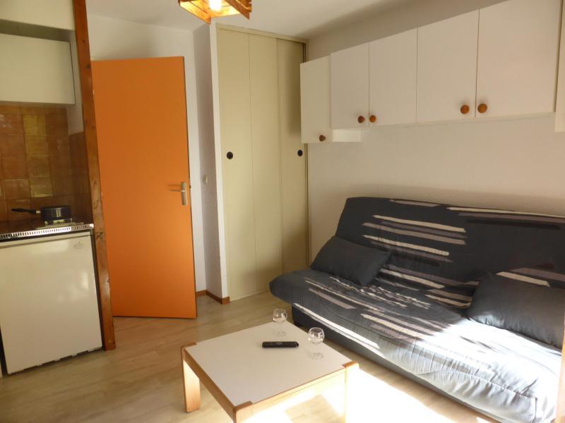 Location au ski Studio coin montagne 4 personnes (795) - Résidence la Borgia - Les Contamines-Montjoie - Table