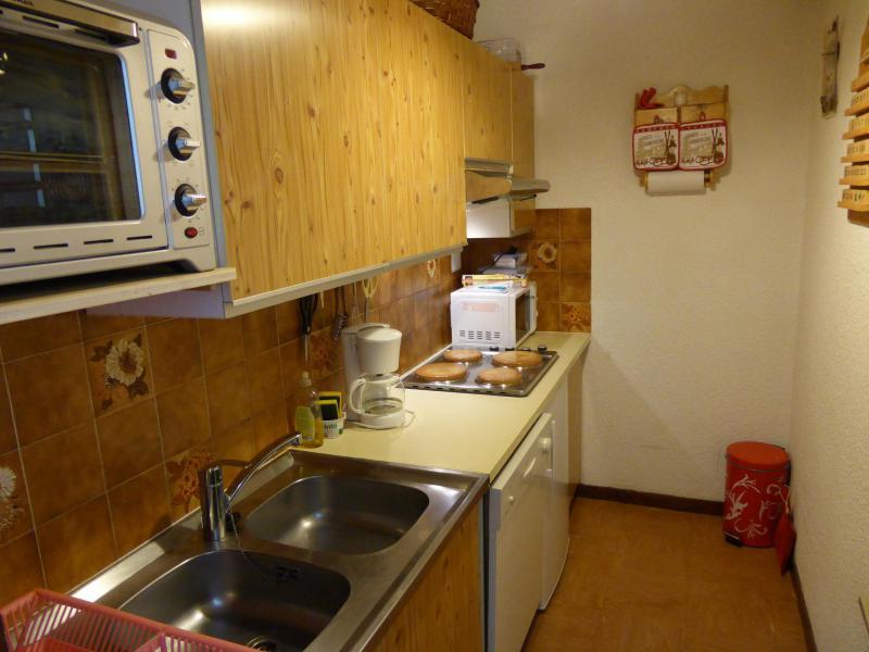 Rent in ski resort 2 room apartment 4 people (18) - Résidence la Tapia - Les Contamines-Montjoie