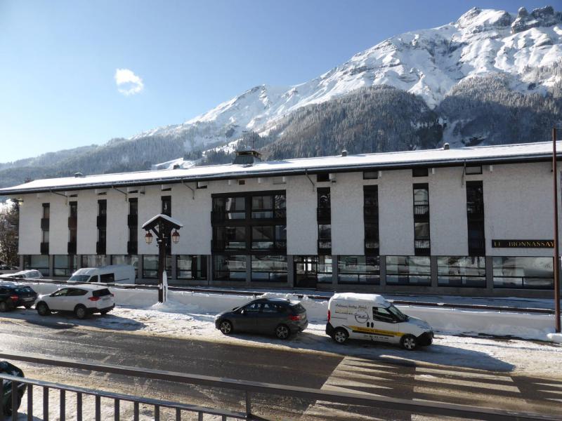 Аренда на лыжном курорте Résidence le Bionnassay - Les Contamines-Montjoie