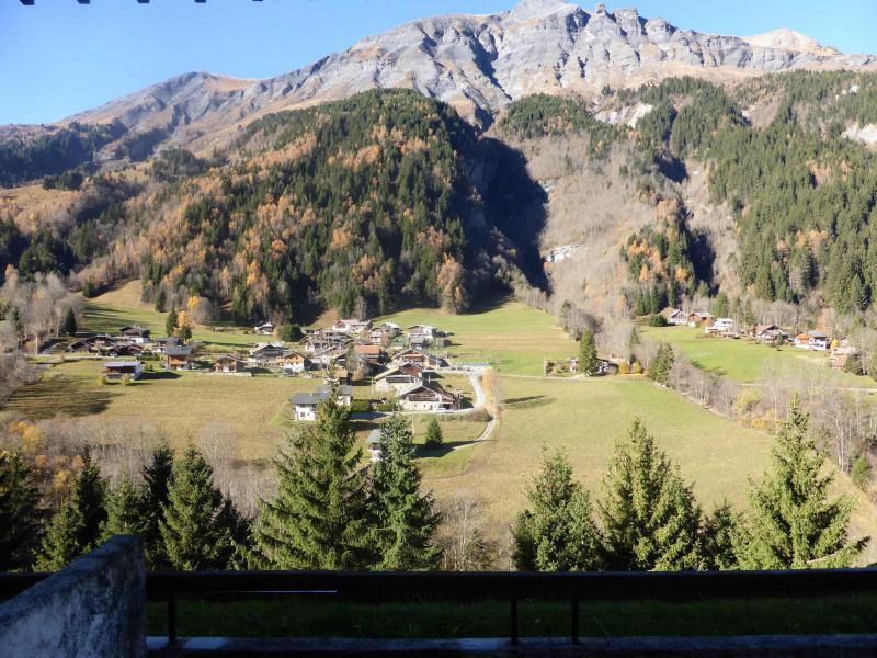 Аренда на лыжном курорте Квартира студия для 4 чел. (B159) - Résidence le Bionnassay - Les Contamines-Montjoie