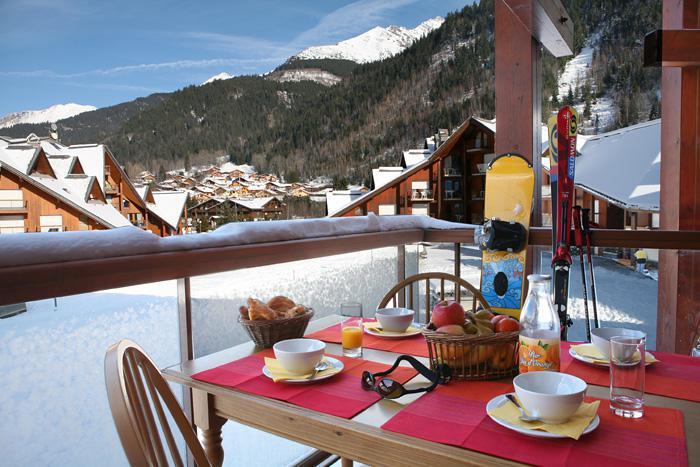 Alquiler al esquí Résidence le Névez - Les Contamines-Montjoie