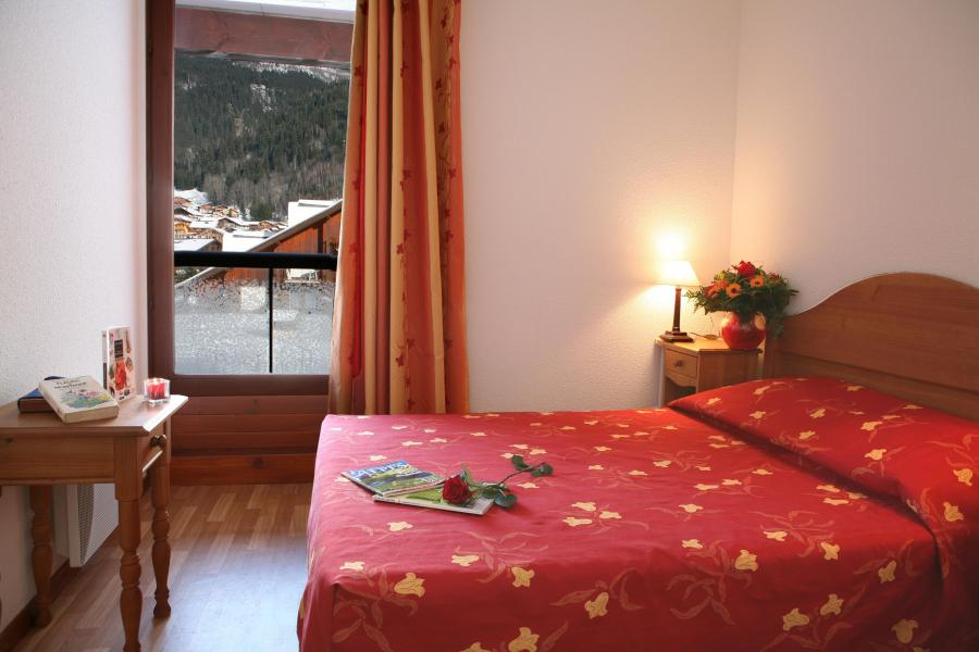Location au ski Résidence le Névez - Les Contamines-Montjoie - Chambre