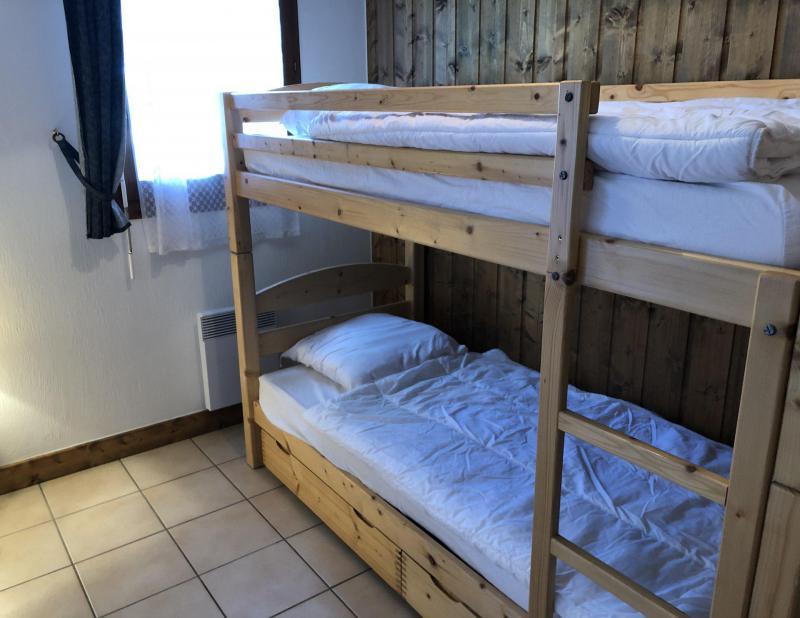 Аренда на лыжном курорте Квартира студия для 4 чел. (CC116) - Résidence les Cimes d'Or - Les Contamines-Montjoie