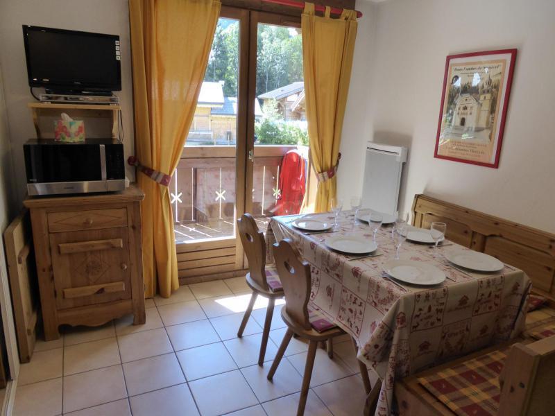 Rent in ski resort 2 room apartment sleeping corner 6 people (CC230) - Résidence les Cimes d'Or C - Les Contamines-Montjoie